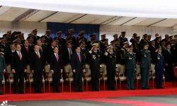 Ministro Griffith participa de conmemoración del Día de la Armada Nacional imagen