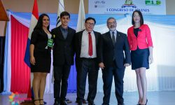 Ministro Griffith brinda conferencia en Congreso de Jóvenes de Carapeguá imagen