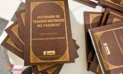 Presentan Diccionario de términos históricos del Paraguay imagen