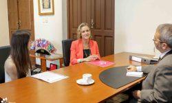 Embajada Argentina presenta a Cultura candidatura para la Expo Internacional Especializada 2023 imagen