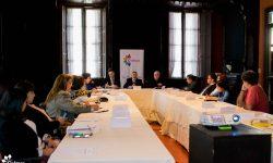 Proyecto de Museo de la Electricidad fue presentado en reunión de CONCULTURA imagen
