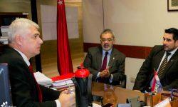 Cultura solicita a senador apoyo a la protección del patrimonio nacional imagen
