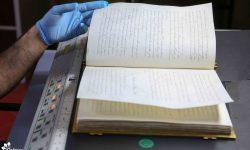 Archivo Nacional inició digitalización del Libro de Oro imagen
