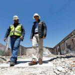 Informan sobre trabajos de demolición en el futuro Memorial y Centro Cultural 1 A – Ycuá Bolaños