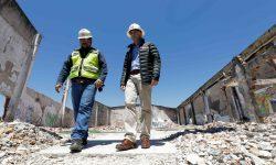Informan sobre trabajos de demolición en el futuro Memorial y Centro Cultural 1 A – Ycuá Bolaños imagen
