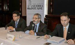 Arqueólogos franceses llegan a Paraguay para una primera fase de estudios de sitios con expertos paraguayos imagen