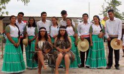 """Cultura participó del 112º aniversario de la comunidad """"Puerto Diana"""" del pueblo Yshyr Ybytoso imagen"""