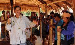 """SNC acompañó ceremonia Mitã Karai de la comunidad """"Yvaviju"""" del pueblo Avá Guaraní imagen"""