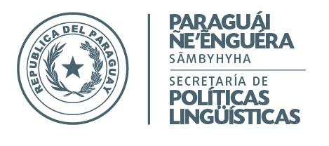 Secretaría de Políticas Lingüísticas imagen
