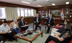 Cultura y Municipalidad de Asunción coordinan acciones para el Taller de Revitalización de Centros Históricos imagen
