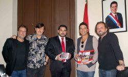 """Grupo """"Los Secretos"""" celebra en Paraguay sus 40 años de trayectoria imagen"""