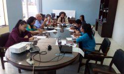 SNC realiza última jornada de taller de la Antología Bilingüe en Amambay imagen