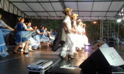 Grupo folklórico Kuarahy Mimbi de la Municipalidad de Santa María de Fe de Misiones participó de Cultura Celebra imagen