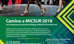 Ofrecen variadas propuestas para Camino al MICSUR 2018 imagen