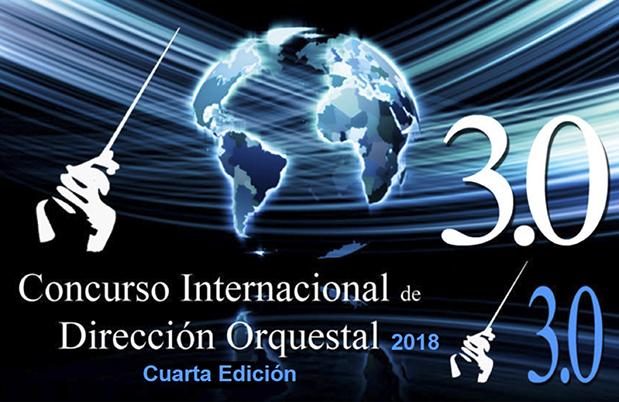 """Está en marcha la 4ª edición del """"Concurso Internacional de dirección orquestal 3.0"""" imagen"""