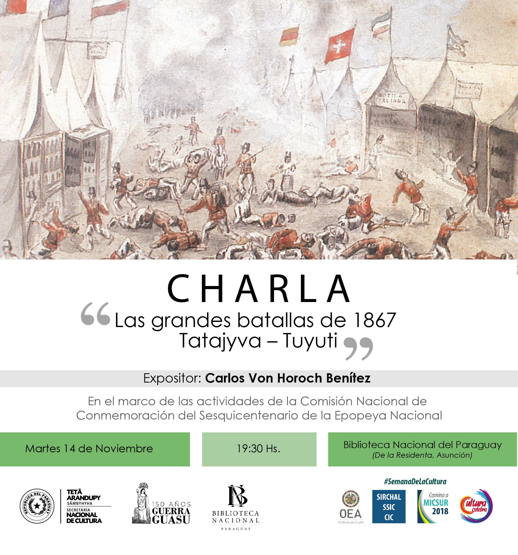 Recrearán las grandes batallas de 1867 imagen