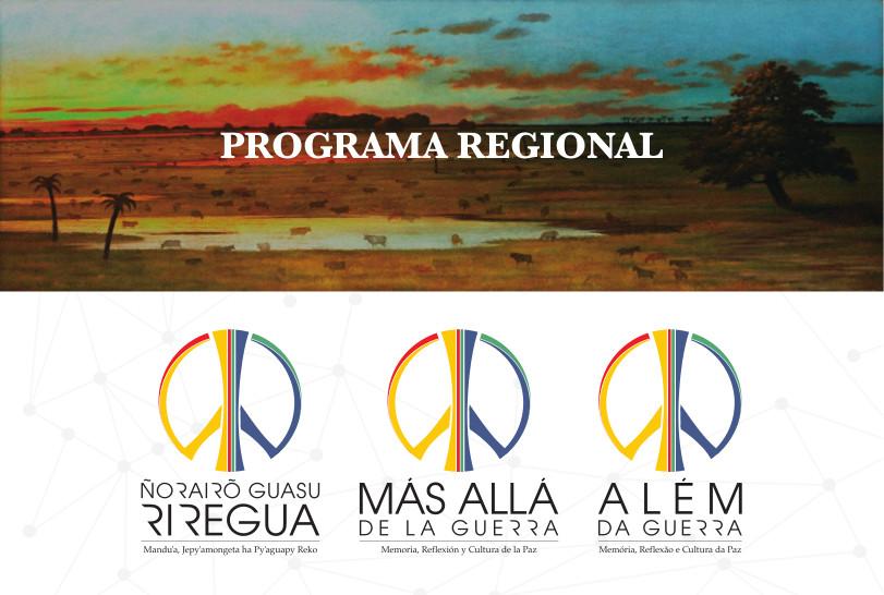 Programa Regional Más Allá de la Guerra imagen