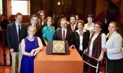 Sesquicentenario reconoce a sus colaboradores imagen
