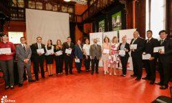 Sesquicentenario reconoció a sus colaboradores imagen
