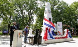 Conmemoran en Villeta las batallas de Ytororó, Ita Ivate y Abay imagen