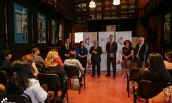 Ministro Griffith realizó encuentro de fin de año con funcionarios de Cultura imagen