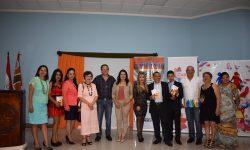 Antología Bilingüe de Amambay se presentó en Pedro Juan Caballero imagen