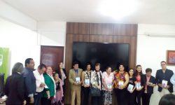 Presentaron Antología Bilingüe de Alto Paraná imagen