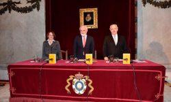 """Edición conmemorativa de """"Yo el Supremo"""" fue presentada en la Real Academia Española imagen"""