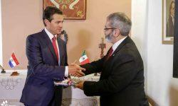 Presidente de México visitó el Museo Casa de la Independencia imagen