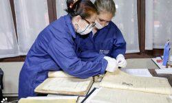 Conservarán y digitalizarán archivos de Concepción imagen