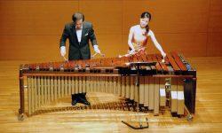 Marimba Dúo Wings y la Sinfónica realizarán magistrales presentaciones imagen