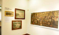 La muestra Núñez Soler fue habilitada en el Museo Nacional de Bellas Artes imagen