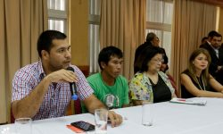 Firman convenio para la salvaguardia de los derechos del pueblo Ayoreo Totobiesogode imagen