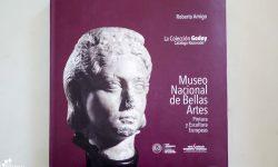 Habilitarán muestra de Juan Silvano Godoy al cumplirse 109 años del Museo de Bellas Artes imagen