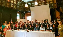 Academia de la Lengua Guaraní presentó a sus nuevas autoridades imagen