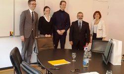 Paraguay y Suiza buscan promover la cultura paraguaya en Berna imagen