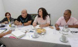 Organizan reuniones de V RAFRO del MERCOSUR imagen