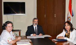 Canadá invita a Paraguay a participar de la Cumbre Cultural de las Américas imagen