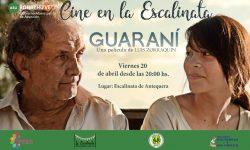 """""""Guaraní"""" se proyectará este viernes en el ciclo de cine en la Escalinata imagen"""