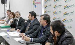 Presentaron el 2º Congreso de la Planificación imagen