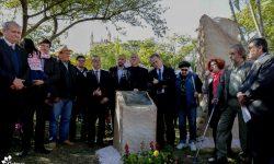 Habilitan monumento en memoria de los desaparecidos durante el régimen stronista imagen