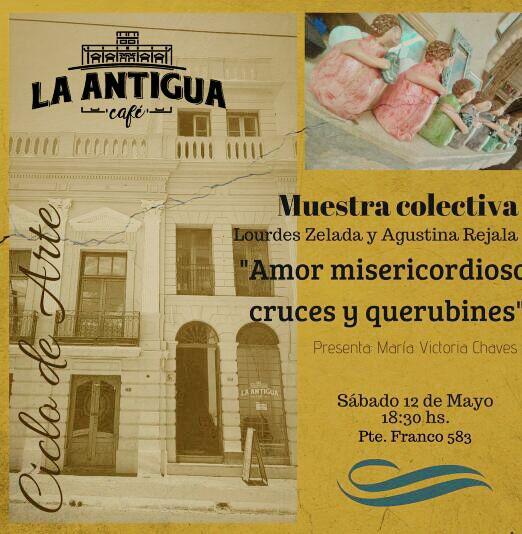 Artistas sacras aregueñas expondrán en el Centro Histórico de Asunción imagen