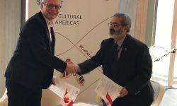 Paraguay y Canadá suscriben Acuerdo de Cooperación Cultural imagen