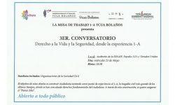 Realizarán 3º Conversatorio sobre derechos humanos quebrantados en la tragedia del Ycuá Bolaños imagen