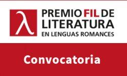 Premio FIL de Literatura en Lenguas Romances 2018  – MEXICO imagen