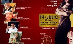 """Fundación de Gloria del Paraguay presentará """"Pasión latina"""" en el Banco Central del Paraguay imagen"""