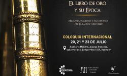 El Libro de Oro y su Época es tema de Coloquio Internacional imagen