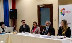 Celebran promulgación de la Ley de Fomento al Audiovisual en CONCULTURA imagen