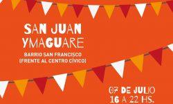 El Barrio San Francisco se prepara para celebrar su primera  fiesta de San Juan imagen