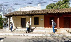 SNC y Comuna de Luque coordinan acciones para protección de edificios patrimoniales imagen